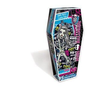 """Clementoni (27536) - """"Monster High, Frankie Stein"""" - 150 piezas"""