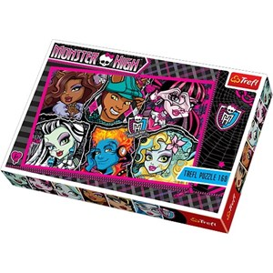 "Trefl (15238) - ""Monster High"" - 160 piezas"