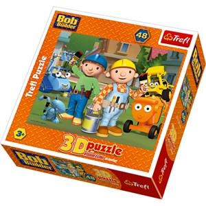 "Trefl (35743) - ""Bob the handyman"" - 48 piezas"