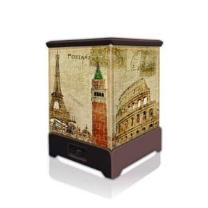 """Pintoo (Q1037) - """"Famous monuments"""" - 192 piezas"""