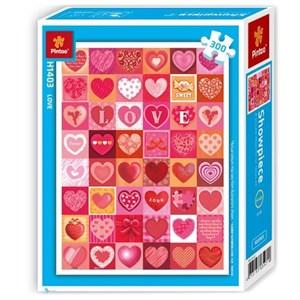 """Pintoo (H1403) - """"Love"""" - 300 piezas"""