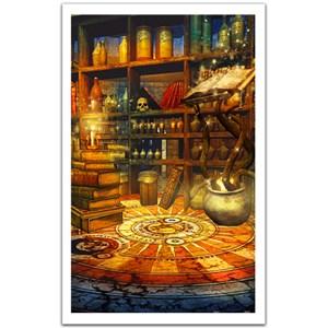 """Pintoo (H1494) - """"Fantasy Magic Room"""" - 1000 piezas"""