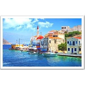"Pintoo (H1240) - ""Greece The beautiful bay"" - 1000 piezas"