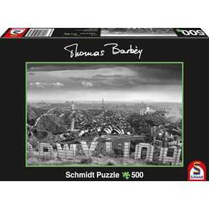 "Schmidt Spiele (59507) - Thomas Barbey: ""A glass of too"" - 500 piezas"