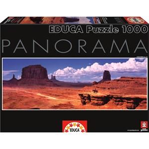 "Educa (15993) - ""USA, Monument Valley"" - 1000 piezas"