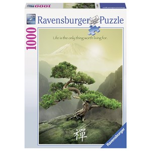 "Ravensburger (19389) - ""The Zen tree"" - 1000 piezas"