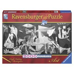 """Ravensburger (16690) - Pablo Picasso: """"Guernica"""" - 2000 piezas"""