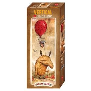 """Heye (29743) - Mateo Dineen: """"Red Balloon"""" - 1000 piezas"""