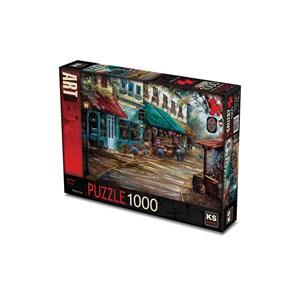 """KS Games (11322) - """"Market Place"""" - 1000 piezas"""