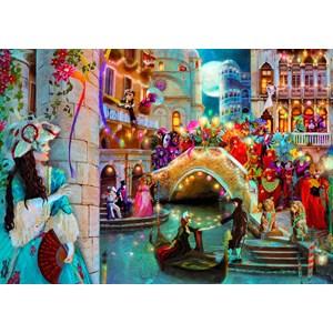 "KS Games (11360) - Aimee Stewart: ""Venice Carnival"" - 2000 piezas"