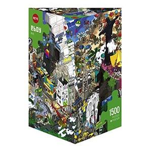 """Heye (29575) - eBoy: """"Rio"""" - 1500 piezas"""