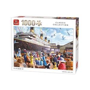 "King International (05134) - ""Titanic"" - 1000 piezas"
