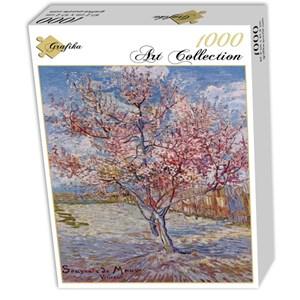 """Grafika (00068) - Vincent van Gogh: """"Vincent van Gogh, 1888"""" - 1000 piezas"""