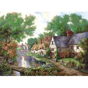 """Anatolian (PER3136) - Carl Valente: """"Chelsworth Village"""" - 1000 piezas"""
