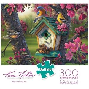 """Buffalo Games (2537) - Kim Norlien: """"Springtime Beauty"""" - 300 piezas"""