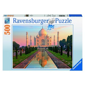 "Ravensburger (14534) - ""Taj Mahal"" - 500 piezas"