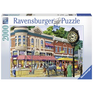 "Ravensburger (16638) - Tom Antonishak: ""Ellen's General Store"" - 2000 piezas"