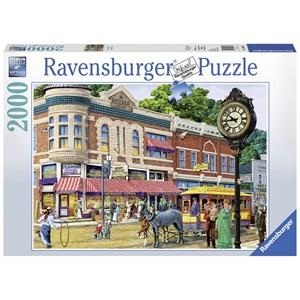 "Ravensburger (16638) - Tom Antonishak: ""Ellen's General Store"" - 2000 piezas"