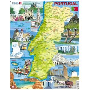 "Larsen (K71-PT) - ""Portugal - PT"" - 64 piezas"