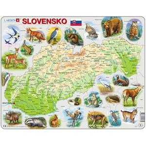 "Larsen (K73) - ""Eslovaquia"" - 58 piezas"