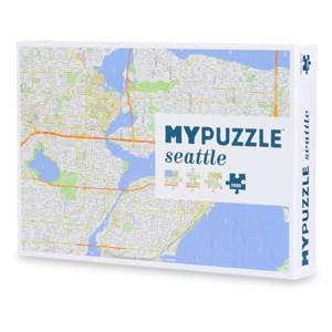"Geo Toys (GEO 213) - ""Seattle Mypuzzle"" - 1000 piezas"