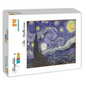 "Grafika Kids (00210) - Vincent van Gogh: ""Vincent van Gogh, 1889"" - 24 piezas"