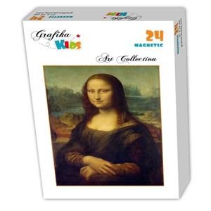 """Grafika Kids (00218) - Leonardo Da Vinci: """"Leonardo da Vinci, 1503-1506"""" - 24 piezas"""