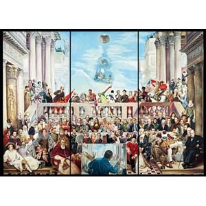 "Schmidt Spiele (59270) - Renato Casaro: ""The Glory of the World"" - 3000 piezas"