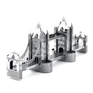 """Metal Earth (Metal-Earth-MMS022) - """"Metal Tower Bridge"""" - 30 piezas"""