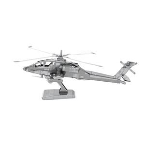 "Metal Earth (Metal-Earth-MMS083) - ""Apache AH-64"" - 20 piezas"