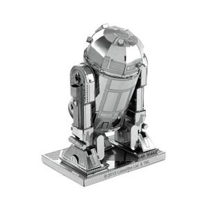 """Metal Earth (Metal-Earth-MMS250) - """"Star Wars, R2-D2"""" - 21 piezas"""