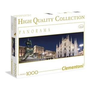 "Clementoni (31496) - ""Milano"" - 1000 piezas"