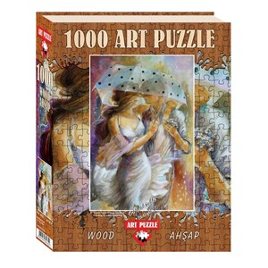 "Art Puzzle (4435) - Lena Sotskova: ""One Day in May"" - 1000 piezas"