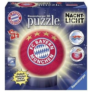 "Ravensburger (12177) - ""FC Bayern"" - 72 piezas"