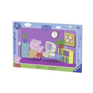 """Ravensburger (06123) - """"Peppa Pig"""" - 15 piezas"""