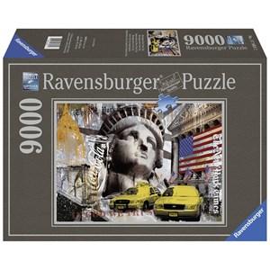 "Ravensburger (17803) - ""New York City"" - 9000 piezas"