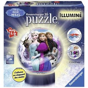 "Ravensburger (12183) - ""Frozen"" - 72 piezas"