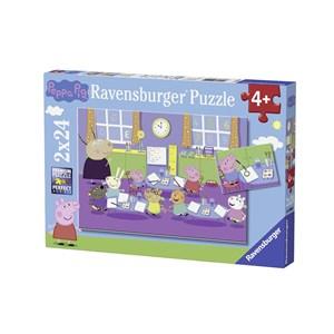 """Ravensburger (09099) - """"Peppa Pig"""" - 24 piezas"""