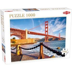 """Tactic (53863) - """"San Francisco Bay"""" - 1000 piezas"""