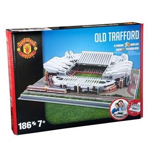 "Nanostad (Manchester) - ""Manchester United, Old Trafford"" - 186 piezas"