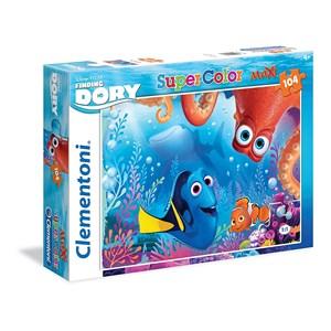 "Clementoni (23976) - ""Finding Dory"" - 104 piezas"