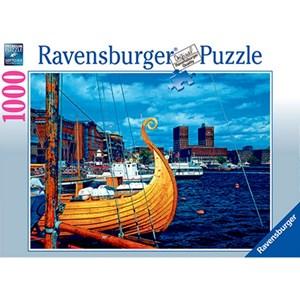 "Ravensburger (19714) - ""Oslo"" - 1000 piezas"