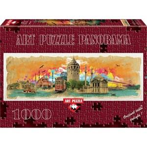 """Art Puzzle (4477) - """"Istanbul"""" - 1000 piezas"""