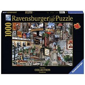 "Ravensburger (19685) - ""Toronto"" - 1000 piezas"