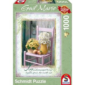 "Schmidt Spiele (59393) - Gail Marie: ""Joy"" - 1000 piezas"