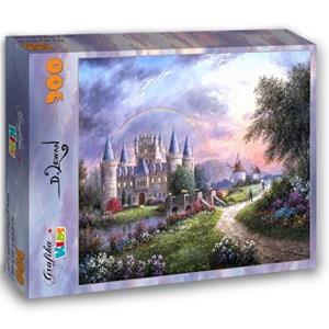"Grafika Kids (01840) - Dennis Lewan: ""Inverary Castle"" - 300 piezas"