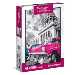 "Clementoni (39400) - ""Cuba"" - 1000 piezas"