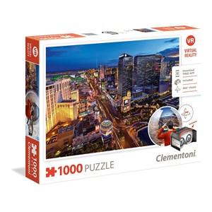 """Clementoni (39404) - """"Las Vegas"""" - 1000 piezas"""