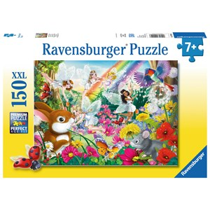 "Ravensburger (10044) - ""Beautiful Fairy Forest"" - 150 piezas"