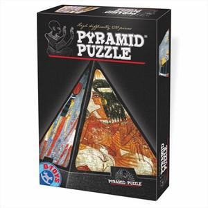 "D-Toys (65957-PP03) - ""Egypt, Paintings"" - 500 piezas"
